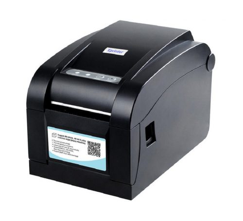 43536 may in tem nhan ma vach xprinter 350b asp11